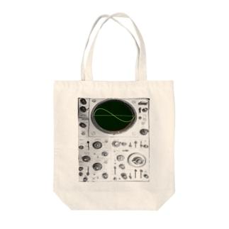 測定器 Tote bags