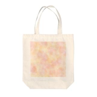 水彩だいだい Tote bags