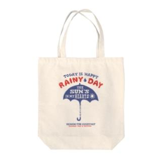 アンブレラ(傘)~happy rainy day~ Tote bags