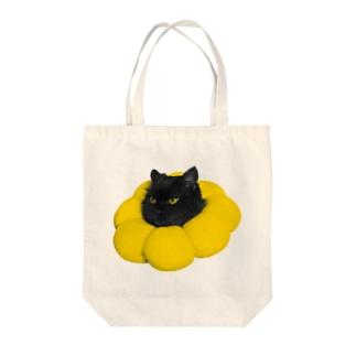 ポン・デ・クロネコ Tote bags
