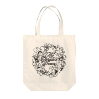 The Ophelia's Crown(LOGO) Tote bags