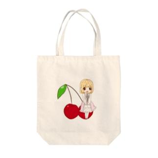 ロリィタタイム(トート) Tote bags