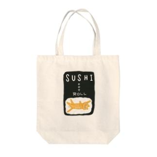 おすし(巻き寿司) Tote bags