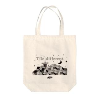 安田タイル工業設立80周年記念 03 Tote bags