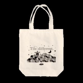 TRINCHの安田タイル工業設立80周年記念 03トートバッグ