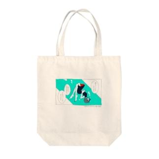 そんなユーレイはキライだよ。 Tote bags