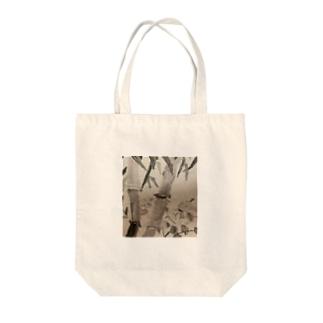 竹 Tote bags