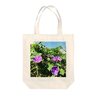 夏の花 Tote bags