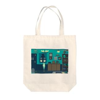 魔法雑貨店 Tote bags