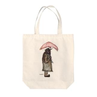 レイン Tote bags