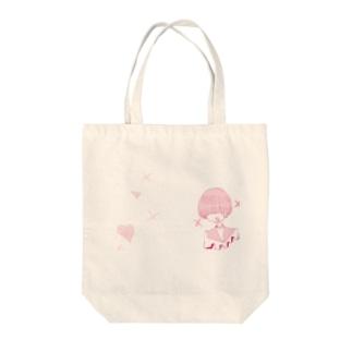 ゆめかわいい(?) Tote bags