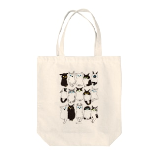 十五猫 Tote bags