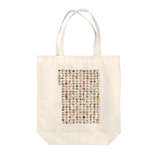 絵般ニャ心経 Tote bags