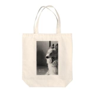 あくび幸太郎 Tote bags