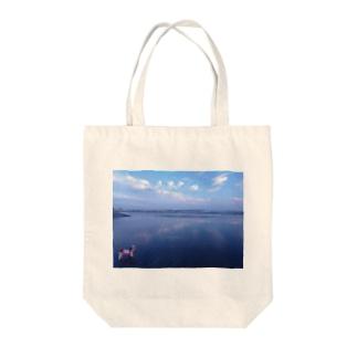 心ちゃんグッズ Tote bags