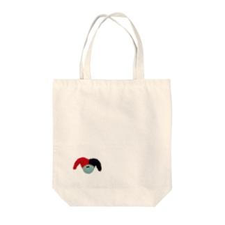 ベネチアのピエロ Tote bags