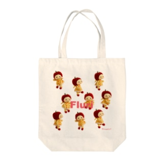 Minamin*-フルリちゃん⑤ Tote bags