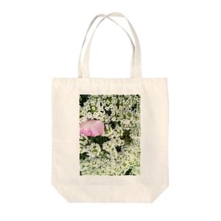 花絨毯 Tote bags