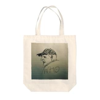 Who!? Tote bags