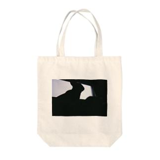 かげのちびう Tote bags