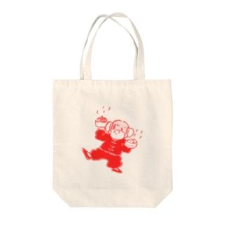 チャイナ子ちゃん(豆板醤) Tote bags