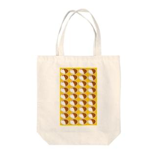 カレーライス(黄) Tote bags