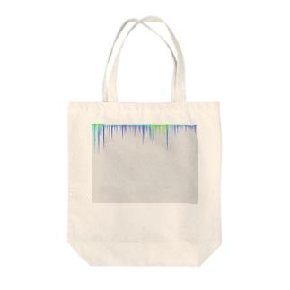 氷柱 Tote bags