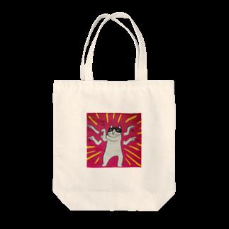 ンポポの猫 Tote bags