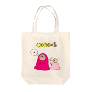 COROCORO - コロコロ Tote bags