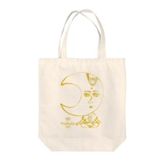 マハロ様 Tote bags
