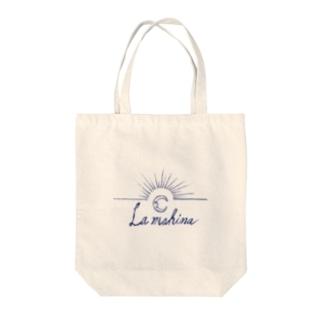 ラマヒナ Tote bags