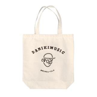 DANIKI FACE Tote bags