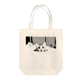 ちぃ Tote bags
