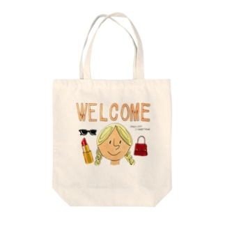 Welcome to me! Tote bags