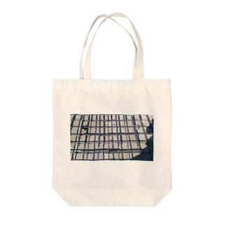 配筋 Tote bags