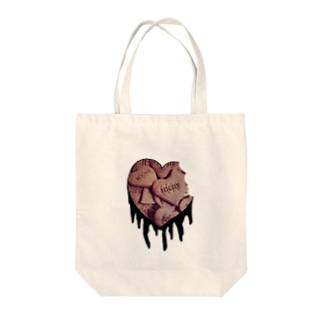 -chocolate Tote bags