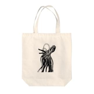 砲台 Tote bags