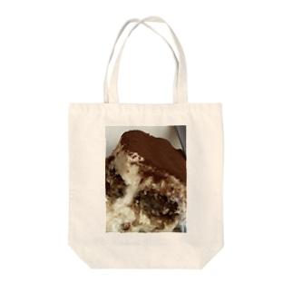 神戸英雄斗のティラMs.食べたい Tote bags