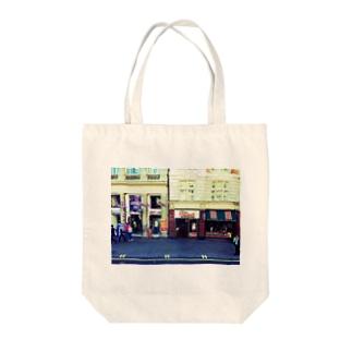 空色の地図〜ロンドンの街角 Tote bags