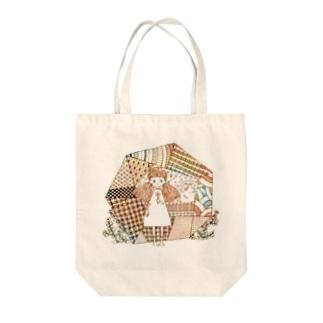 ブロウメアナ Tote bags