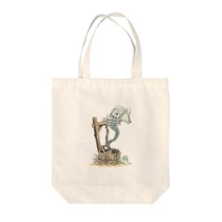 妖怪 狂骨 Tote bags
