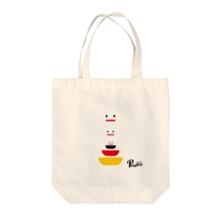 Capsules @ PlayU Tote bags