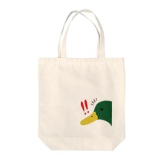 そうかも Tote bags