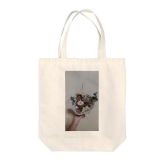 れんのスワッグ Tote bags