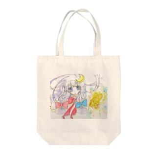 東方【パチュリー】グッズ Tote bags