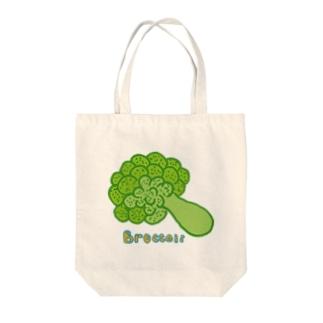 ZENZERON048(ブロッコリー) Tote bags