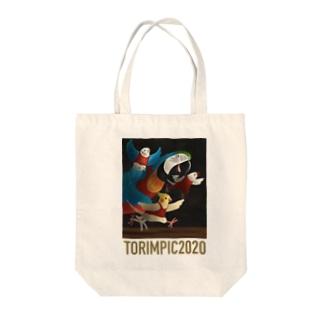 TORIMPIC2020 Tote bags