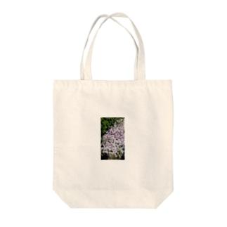 diavolo's shopのシバザクラ Tote bags