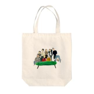 nagae fam Tote bags