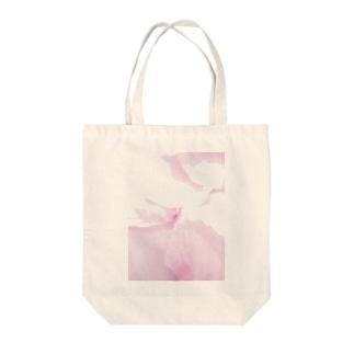 桜幻想 Tote bags